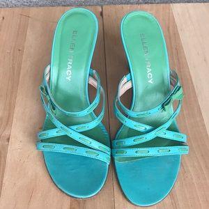 Ellen Tracy sandals